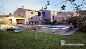 Image No.2-Propriété de pays de 6 chambres à vendre à Rieux-Minervois