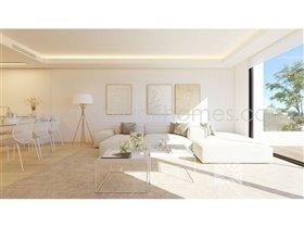Image No.2-Penthouse de 3 chambres à vendre à Sella
