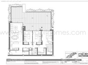 Image No.7-Penthouse de 3 chambres à vendre à Sella