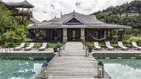 Image No.6-Maison de 7 chambres à vendre à Marigot Bay