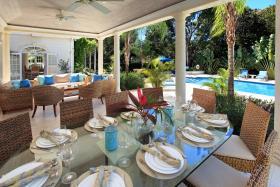 Image No.1-Maison / Villa de 5 chambres à vendre à Sandy Lane