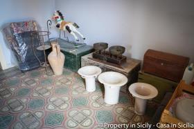 Image No.5-Maison de ville de 3 chambres à vendre à Pollina