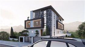Image No.2-Villa de 4 chambres à vendre à Agios Athanasios