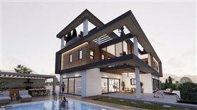 Image No.5-Villa de 4 chambres à vendre à Agios Athanasios