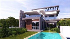 Image No.2-Villa de 3 chambres à vendre à Agios Athanasios