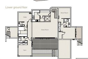 Image No.2-Villa de 4 chambres à vendre à Limassol Marina