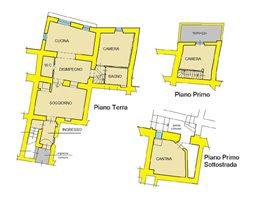 Image No.27-Maison de 2 chambres à vendre à Villafranca in Lunigiana