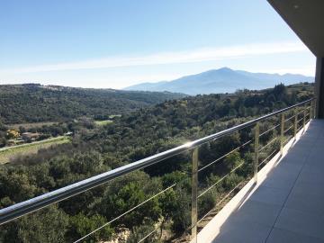 31--Spanish-border-mountain-ridge-from-balcony-south-east