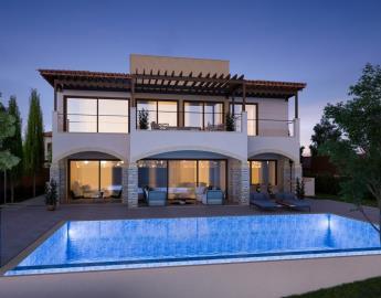 Dionysus-Greens-Villa-Pool-View