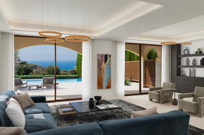 Dionysus-Greens-Junior-Villa-Lounge-Area