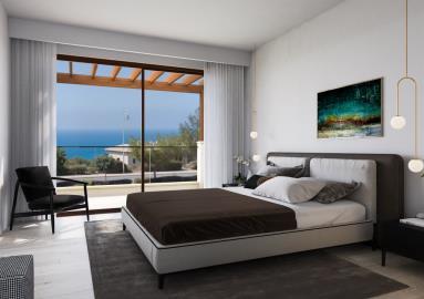 Dionysus-Greens-Junior-Villa-Bedroom
