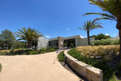 las-colinas-golf-and-country-club---flower-beds-at-restaurant---las-colinas-property-for-sale