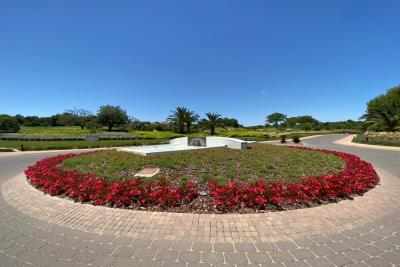 las-colinas-golf-and-country-club---ntrance-roundabout---las-colinas-property-for-sale